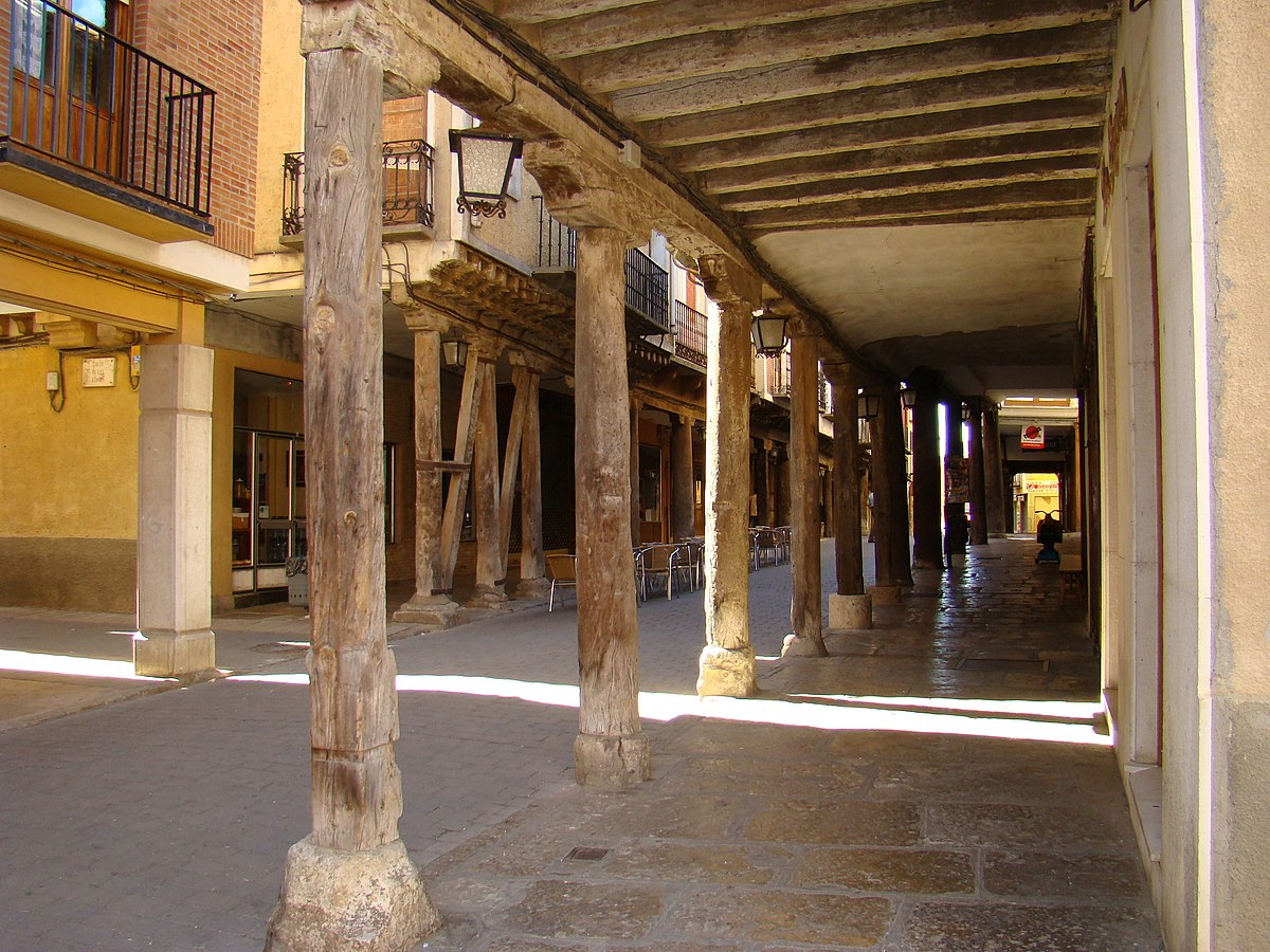 Medina de rioseco wikip dia a enciclop dia livre for Pilares y columnas
