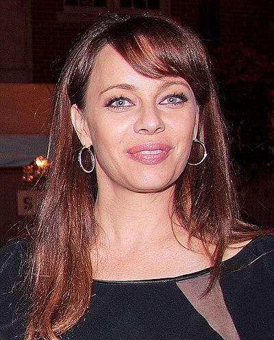 Melinda Clarke, American actress