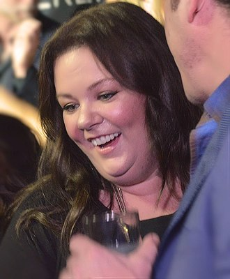63rd Primetime Emmy Awards - Melissa McCarthy, Outstanding Lead Actress in a Comedy Series winner