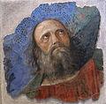 Melozzo da forlì, apostolo, 1480 ca., da ss. apostoli, 01.JPG