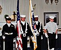 Members of the US Naval Sea Cadet Corps Henry E. Mooberry Division (Washington Navy Yard) Honor Guard, stand fast.jpg