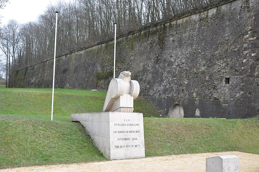 Memorial, Metz, Lorraine, France