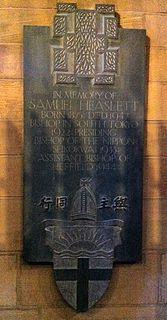 Samuel Heaslett Anglican bishop