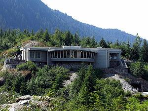 Linn A. Forrest - Mendenhall Glacier Visitor Center