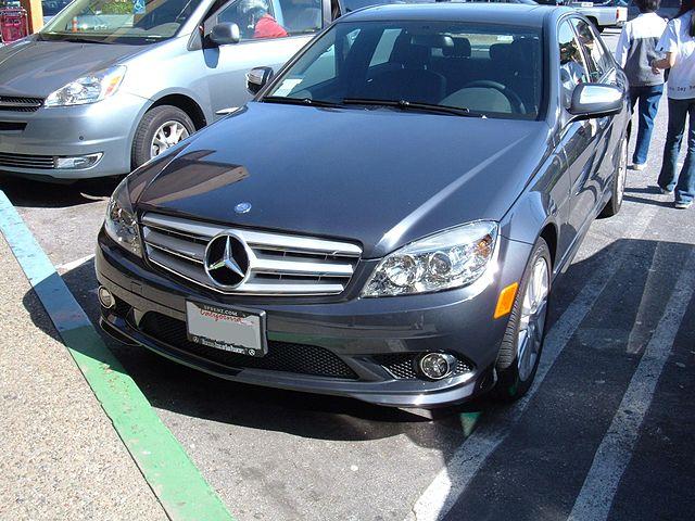 Notice Mercedes C  Blue Tec Executive G Tronic Plus