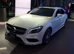 Mercedes-Benz CLS 550 4MATIC Shooting Brake (X218) front.JPG