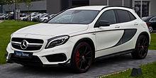 Mercedes Benz Gla History >> Mercedes Benz Gla Class Wikipedia