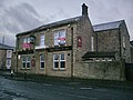 Merrie England Hotel, 56 St Huberts Road, Great Harwood - geograph.org.uk - 608223.jpg