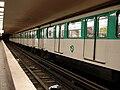 Metro Paris - Ligne 6 - station Montparnasse - Bienvenue 02.jpg