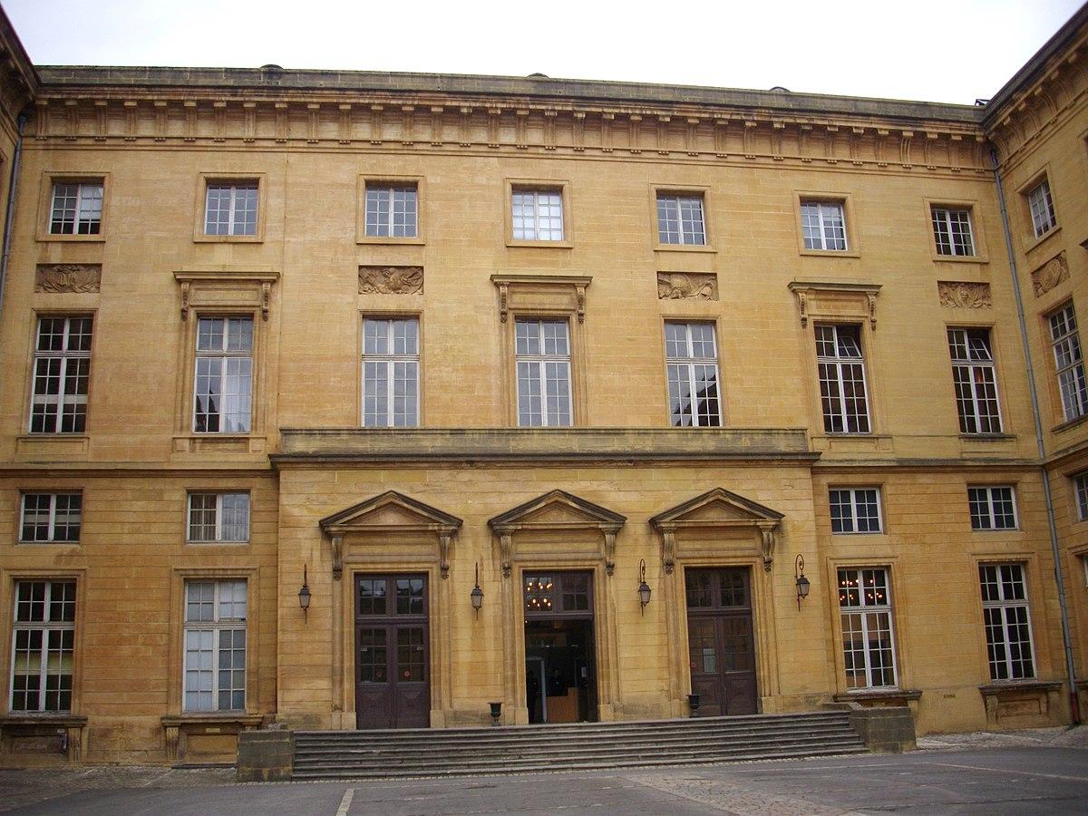 Palais De Justice De Metz  U2014 Wikip U00e9dia