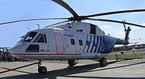 Mi-38 on MAKS-2005 airshow.jpg