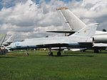 MiG Ye-152M (E166) at Central Air Force Museum pic2.JPG