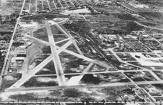 Miami Army Airfield - 1945 - Florida
