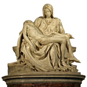 Michelangelo's Pieta 5450 cut out.png