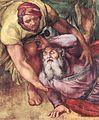 Michelangelo, paolina, conversione di saulo 05.jpg