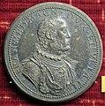 Michele mazzafirri, medaglia di francesco I de' medici e ariete, 1576.JPG