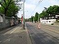 Michle, U plynárny, rekonstrukce TT, zastávka Plynárna Michle (03).jpg