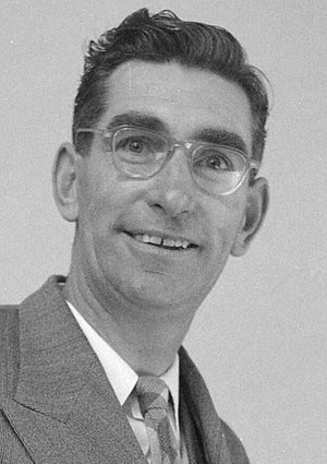 Mick Connelly - Connelly in 1957.