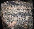 Migmatite (Archean, ~3.4 to 3.5 Ga; Minnesota, USA) 4 (23247653830).jpg