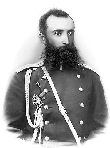 Один из преподавателей Арсеньева — известный путешественник и географ М. Е. Грум-Гржимайло
