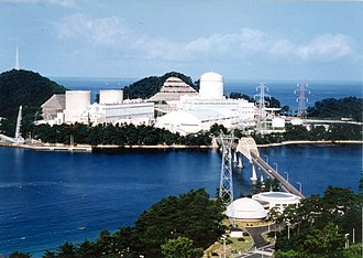 Mihama Nuclear Power Plant - Mihama in 2007