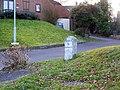 Milestone, Winterborne Whitechurch - geograph.org.uk - 1174637.jpg