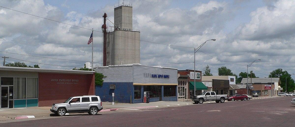 Milford Nebraska Wikipedia