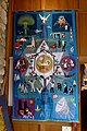 Millennium Banner in the St Michael at the North Gate Church.jpg