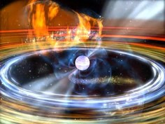 ဖိုင်:Millisecond pulsar and accretion disk - NASA animation (hi-res).ogv