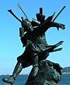 Minamoto no Yoshitsune,dannoura.jpg