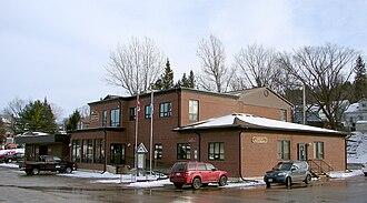 Minden Hills - Municipal office