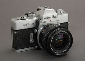 Image illustrative de l'article Minolta SR-T 101