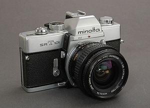 Minolta SR-T 101 - Wikipedia