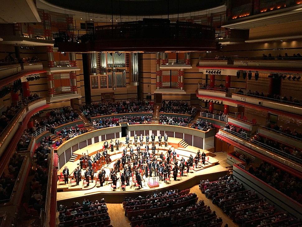 Mirga and the CBSO at Symphony Hall 29-01-2017
