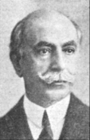Gheorghe Mironescu - Image: Mironescu