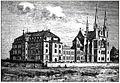 Missiehuis St Michaël, Steyl, ca 1885.jpg