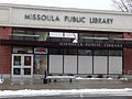 Missoula Public Library street entrance 2012.jpg