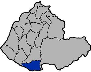 Zhuolan, Miaoli - Zuolan Township in Miaoli County