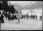 Mlle Marvingt course ski Le Lioran 1911.jpg