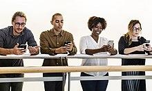 Problematic smartphone use - Wikipedia