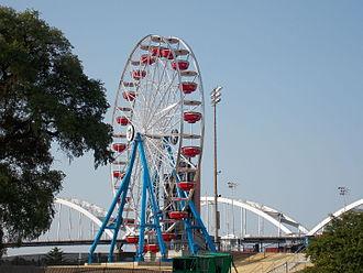 Modern Woodmen Park - Modern Woodmen Park, Ferris Wheel, 2014