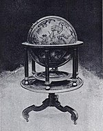 One of Molyneux's celestial globes