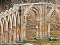 Monasterio de San Juan de Duero, Arcos del claustro.jpg