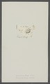 Monoculus thyas - - Print - Iconographia Zoologica - Special Collections University of Amsterdam - UBAINV0274 100 01 0008.tif