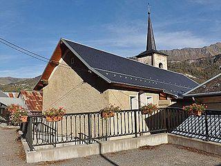 Montgellafrey Part of Saint-François-Longchamp in Auvergne-Rhône-Alpes, France