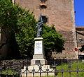 Monument a Rafael de Casanova, Moià..jpg