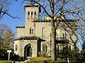 Morgan Hall (Bassett Planetarium) - Amherst College - DSC04196.JPG