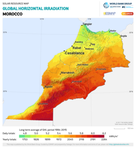 Morocco GHI mid-size-map 156x170mm-300dpi v20170921