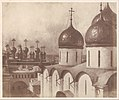 Moscow, Domes of Churches in the Kremlin MET DP107955.jpg