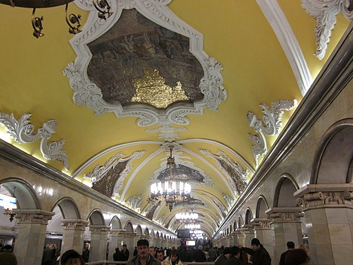 Moscow Tube